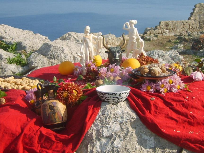 Hellenismos Rhodos, Έλληνες στη Ρόδο τιμούν τον Απόλλωνα και την Άρτεμη