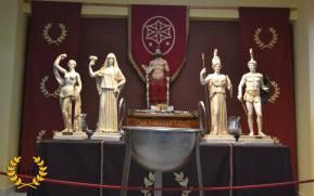 Βωμός του ΥΣΕΕ - Altar des YSEE
