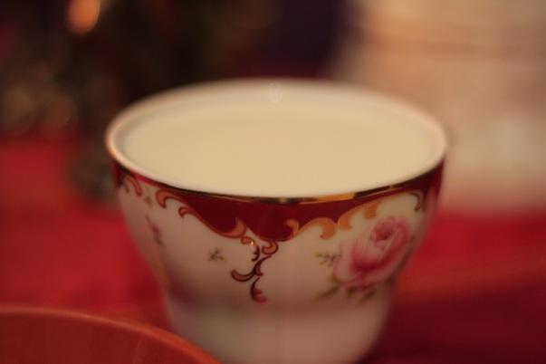 Trankopfer (Milch)