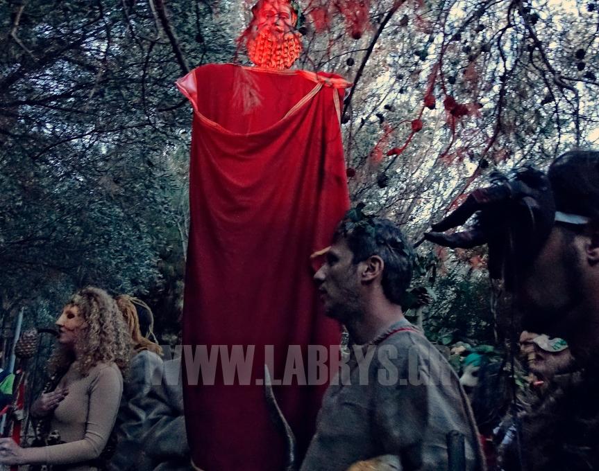 45. Φαλληφόρια 2016. Phallephoria 2016 © Labrys