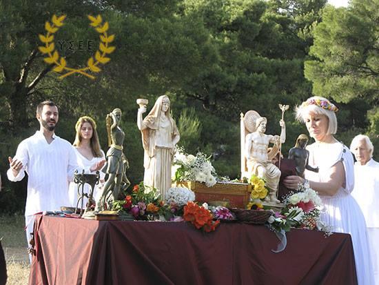 Ethnisches Hellenentum (Griechenland)