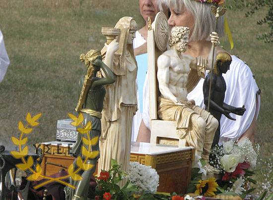 Thargelia , Θαργήλεια «2013» στην Αθήνα
