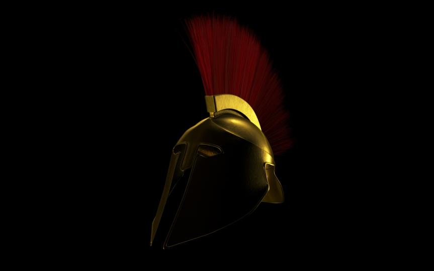 Hellenic Helmet