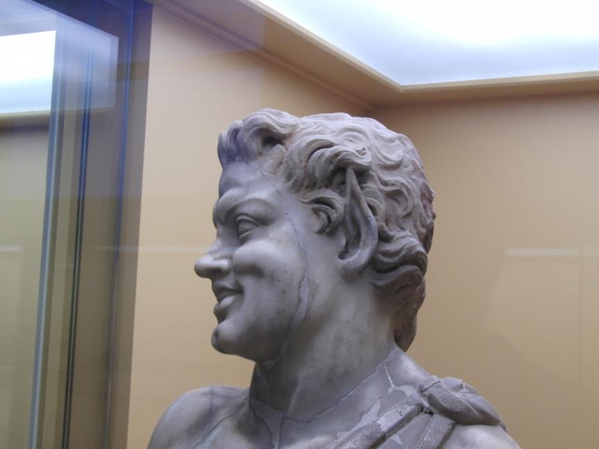Naturdaimon (Museum Athen). Αγαθοδαίμων (Μουσείο Αθήνας)