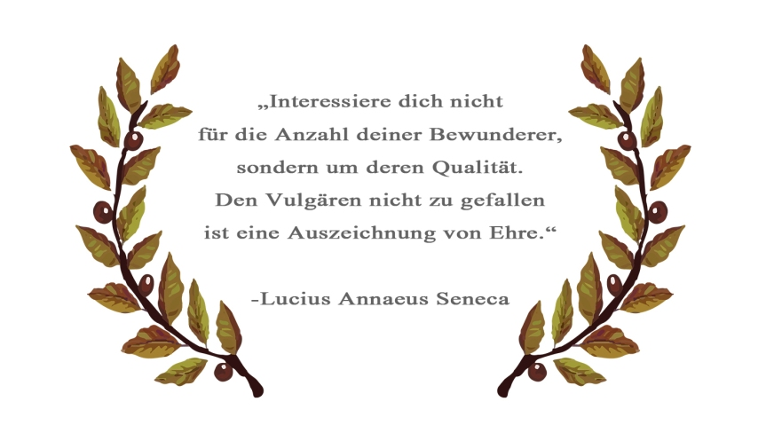 Seneca Zitat