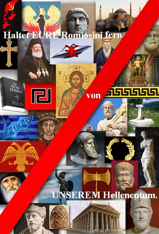 Romiosini - Hellenentum