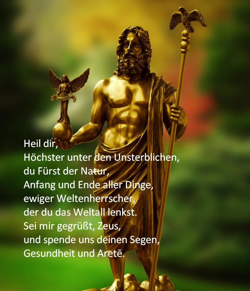Hymne an Zeus