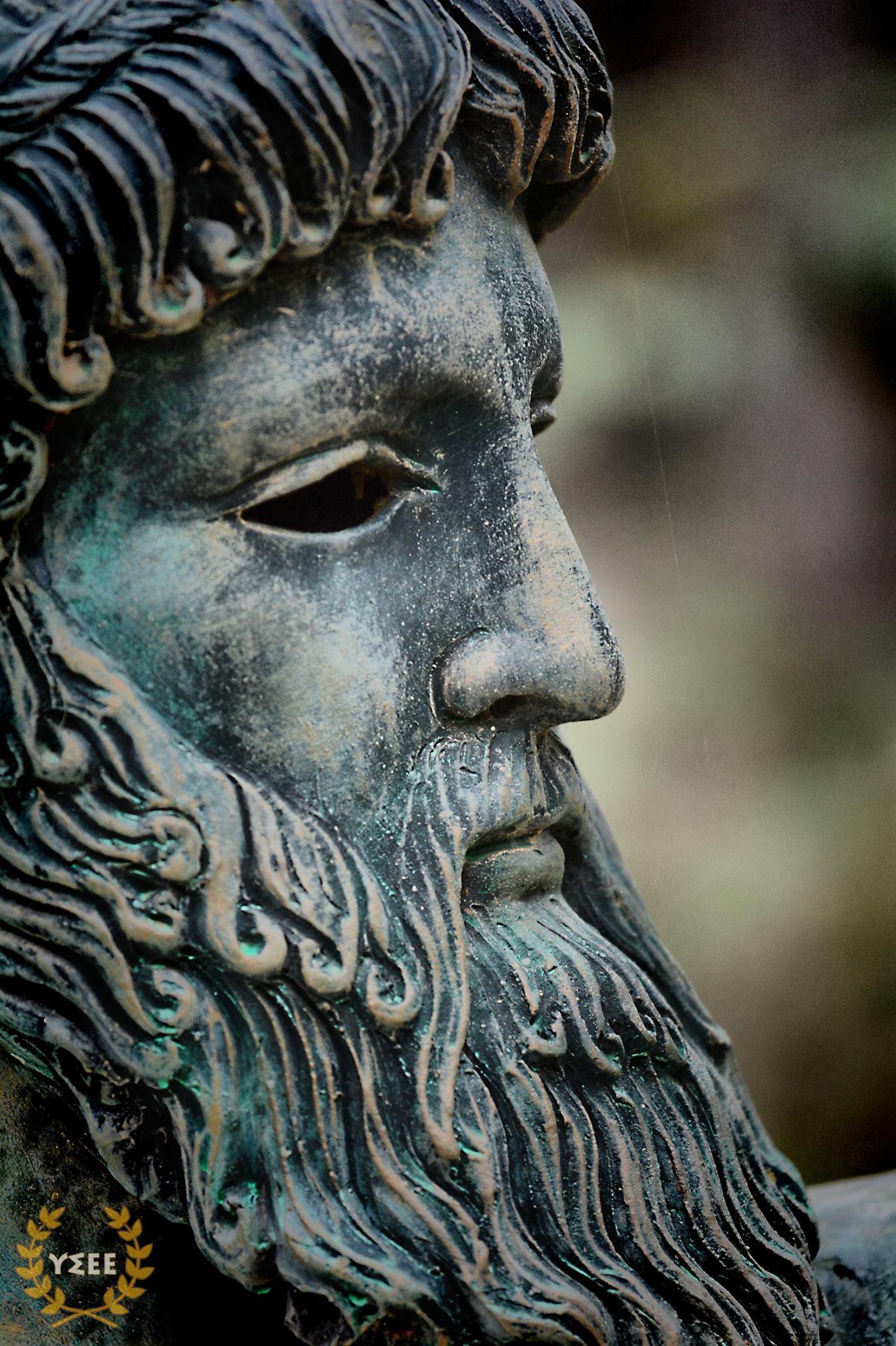 Zeus Oberster Rat ethnischer Hellenen