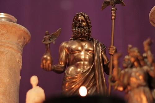 Der barmherzige Zeus