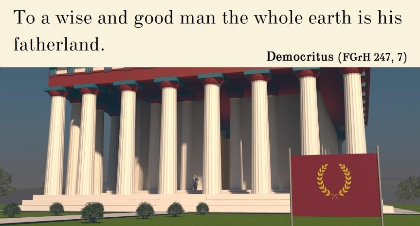 Democritus FGrH 247, 7