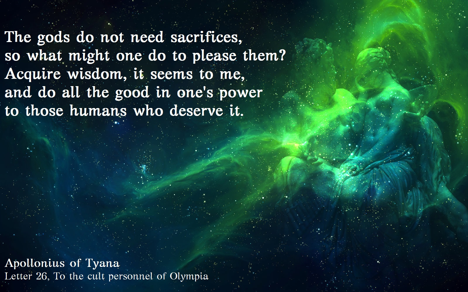 Apollonios of Tyana 2