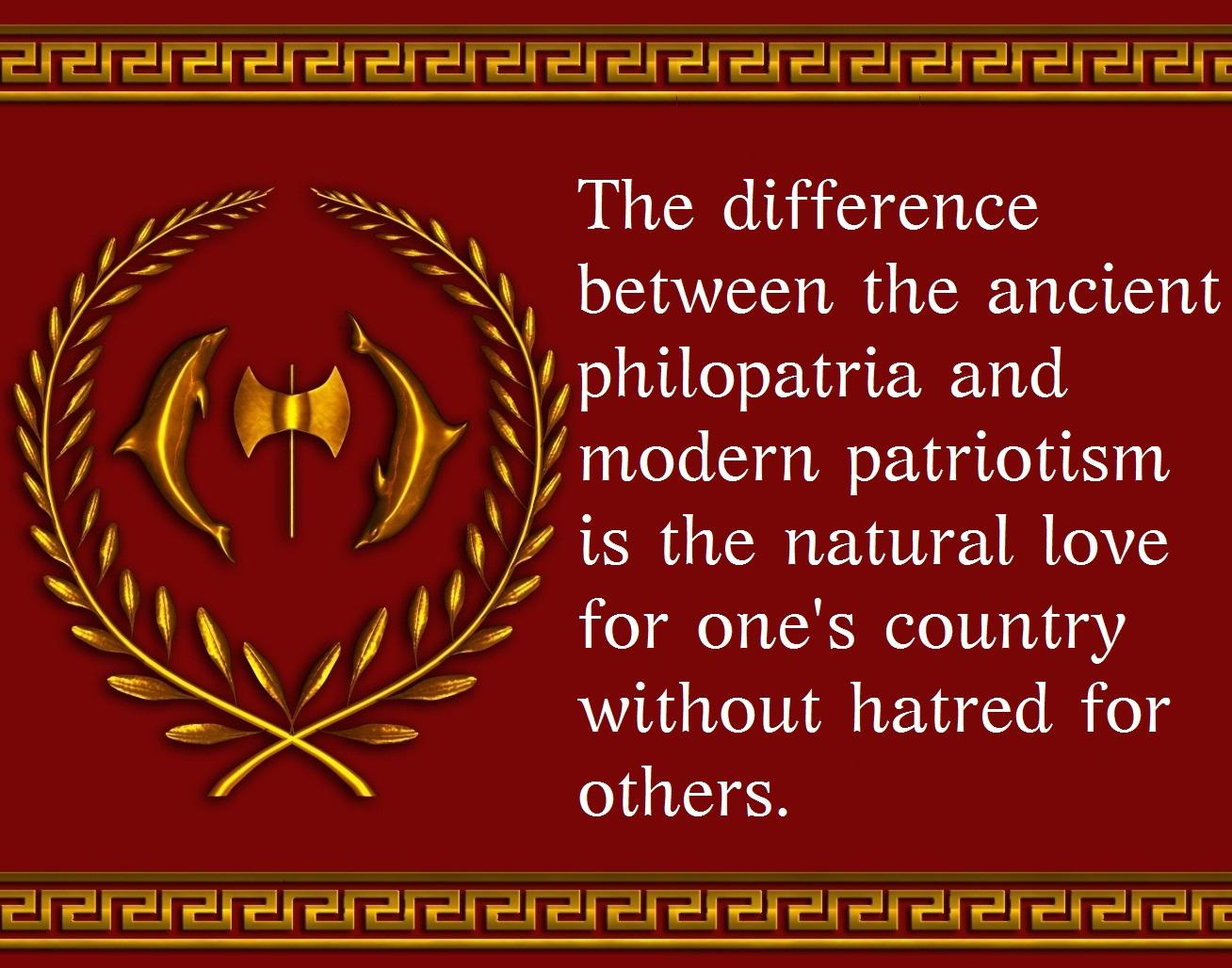 Philopatria