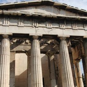 Tempel des Hephaistos (Athen) - Ναός του Ηφαίστου στην Αθήνα © Konstantin Korovilas