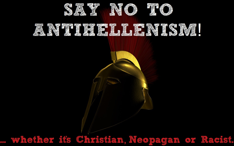 Say No to Antihellenism