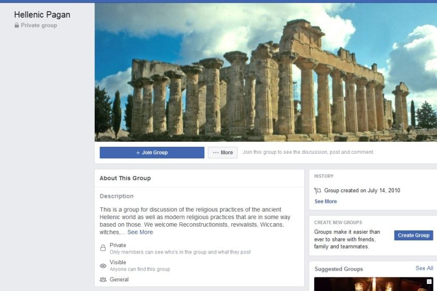 Hellenic Pagan