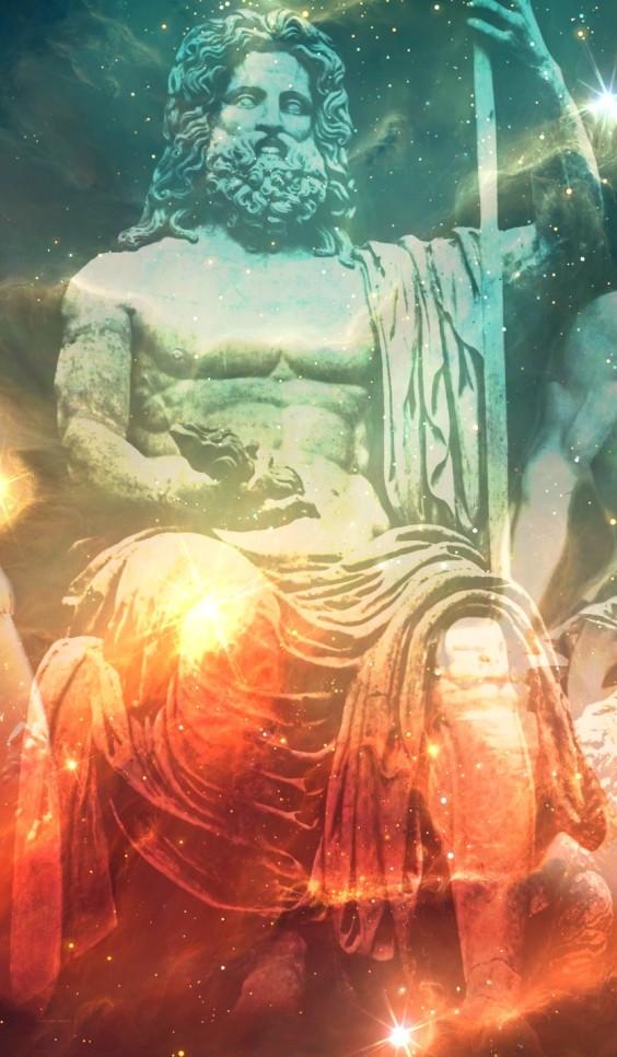 Zeus Olympios (2d)